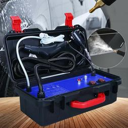 110V Portable Steam Cleaner High Temperature Compact Steamer