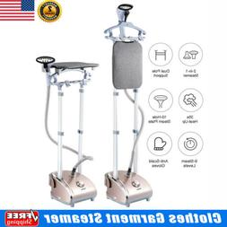 2.4L Professional Garment Steamer Clothes Fabric Iron Hanger
