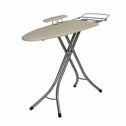 Household Essentials 971840-1 Wide Top 4-Leg Mega Ironing Bo