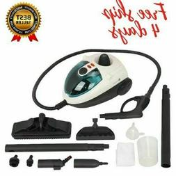Car Detailing Steam Cleaner Machine 11 Accessories Included
