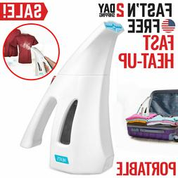 Clothes Garment Steamer Fabric Home Hand Held Iron Travel Co