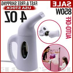 CLOTHES GARMENT STEAMER Fabric Home Hand Held Travel Compact