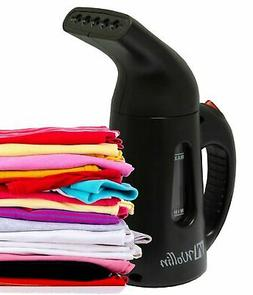 Compact Handheld Fabric Steamer