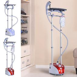 Fabric Garment Steamer for Clothes Hanging Full Size Profess