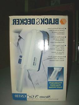 Garment Steamer Black & Decker Steam N Go GS110 Handheld