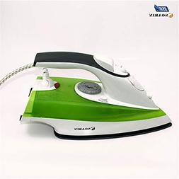 Portable Garment Steamer Iron Box with Steamer - Steam Clean