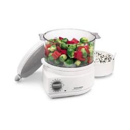 Black and Decker Handy Food Steamer Plus and Rice Cooker Hs9