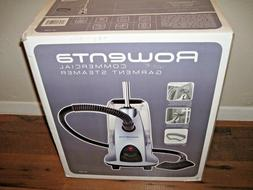 ROWENTA IS-7500 COMMERCIAL GARMENT STEAMER NEW IS7500
