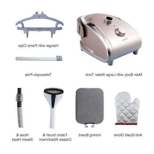 Professional Clothes Steamer Brush US