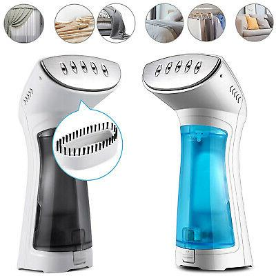 850w fabric steamer clothes garment handheld travel