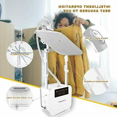 Adjustable Accessories for Build-in Rotatable Ironing