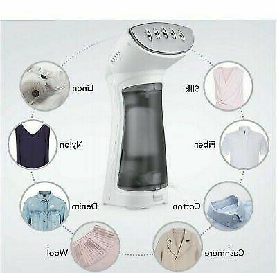 Clothes Garment Wrinkle Remove 360°Anti-Drop Compact Tool
