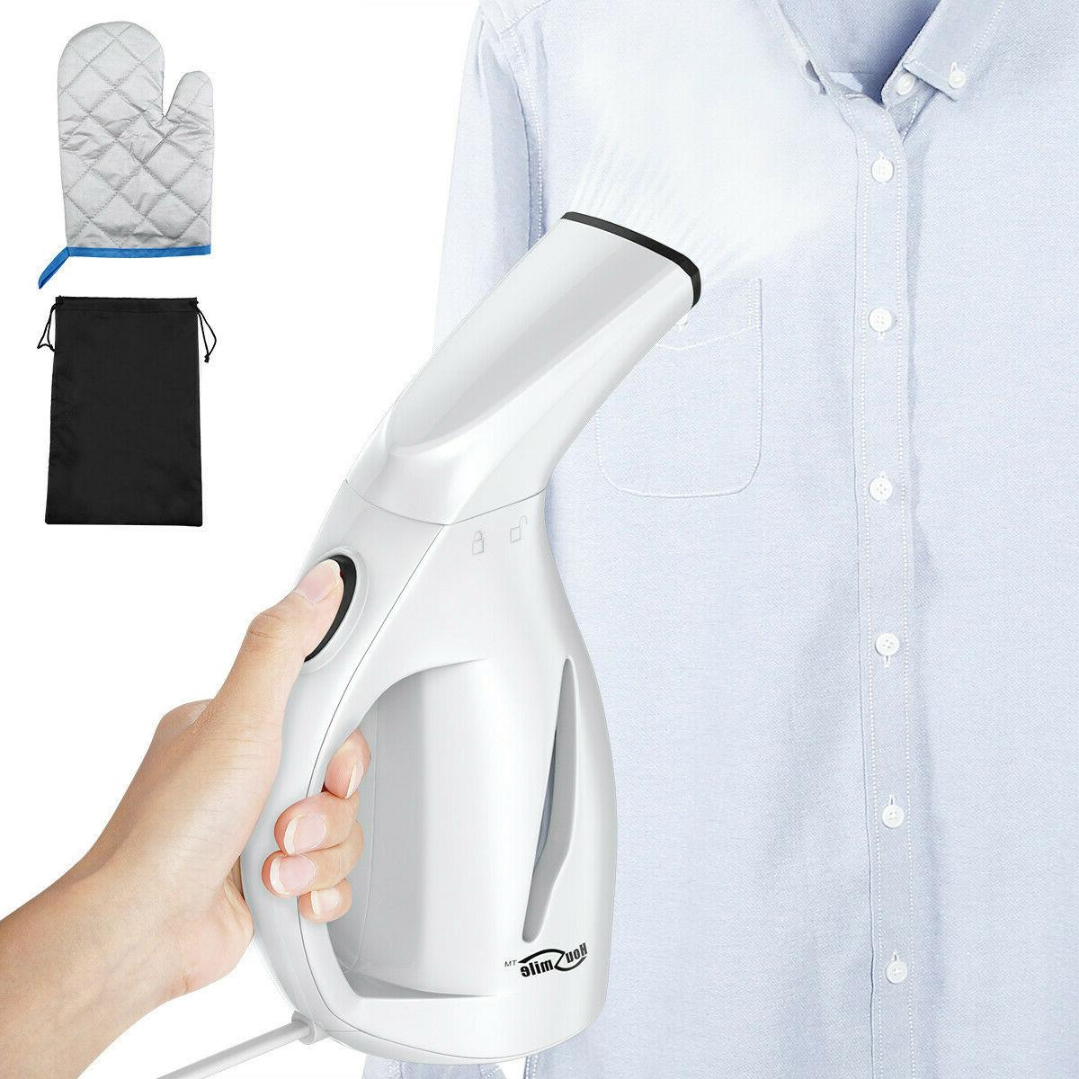 Clothes Garment Steamer Wrinkle Remove Travel Portable Mini Handheld
