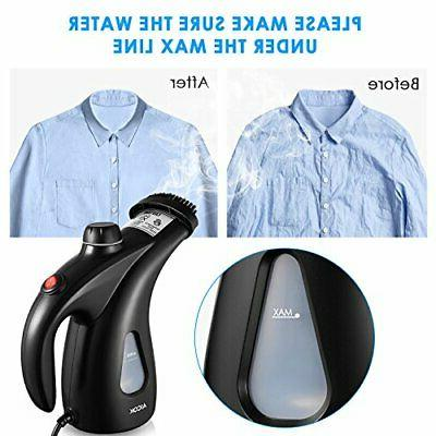 Clothes Garment Steamer Home Compact Small Handheld