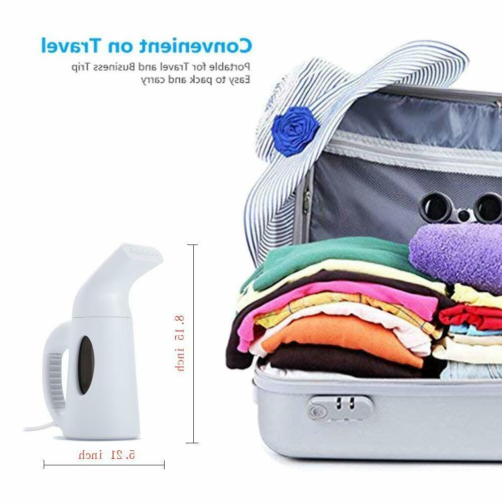 Clothes Garment Steamer Fabric Home Compact Small