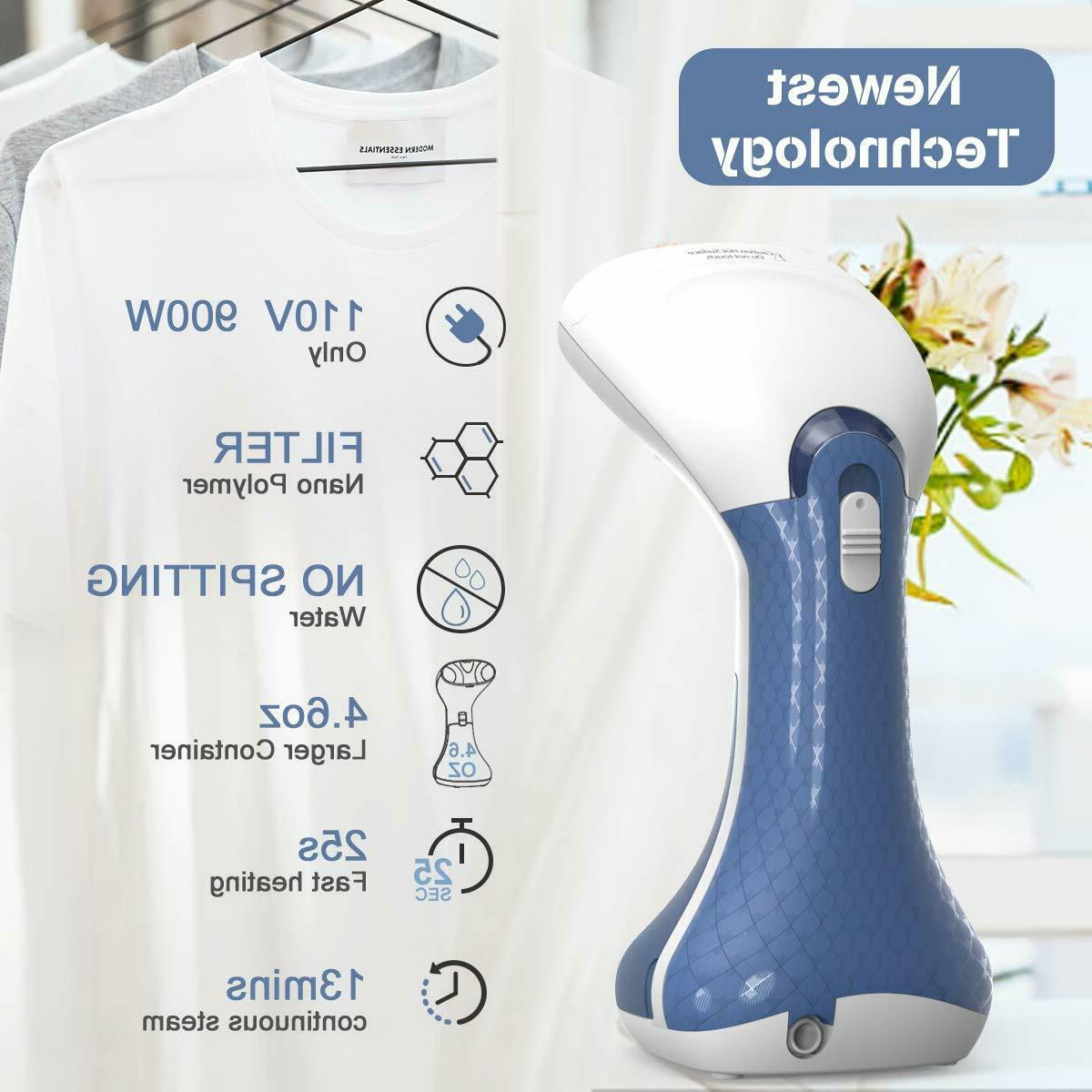 Garment Handheld Clothes Anti-Drip 900W