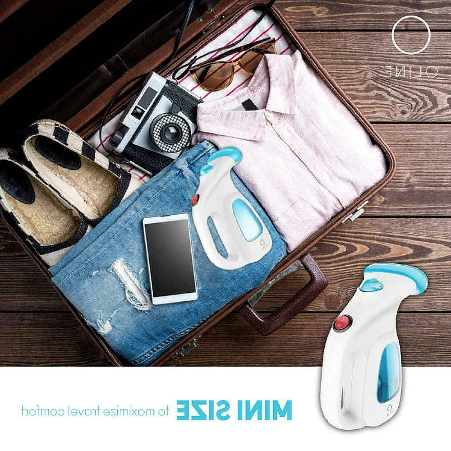 Garment Portable Wrinkle Remover Steam Iron Fast