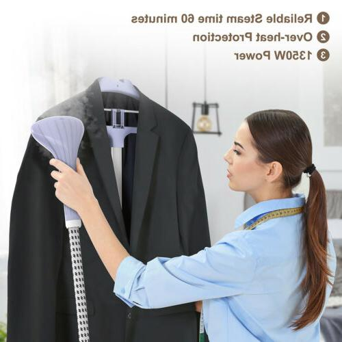 heavy duty powerful stand clothes garment fabric