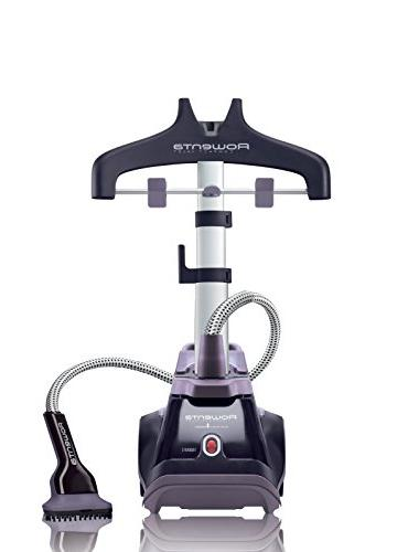 Rowenta IS6202 Fashion Full Size Steamer with Retractable and Foot Switch,