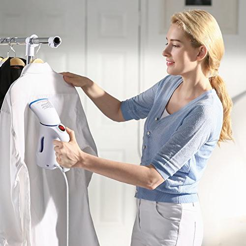 Garment Aicok 15S Fast 4-in-1 Wrinkle Remover Ironing, Cleaning, Sterilization Fabric