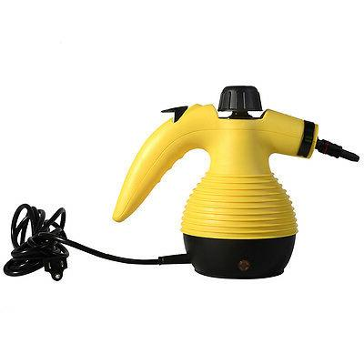 Multifunction Steamer Household Steam 1050W W/Attachments New