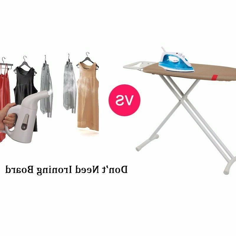 portable dry steam iron for clothing electric