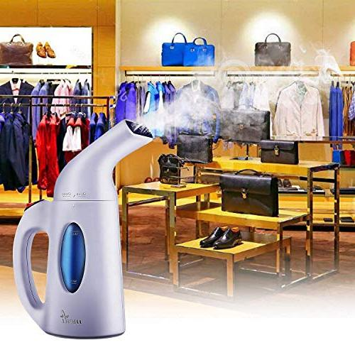ABYON Clothes Remover,Clean,Softens,Sterilize,Steam,Defrost Fabric Automatic