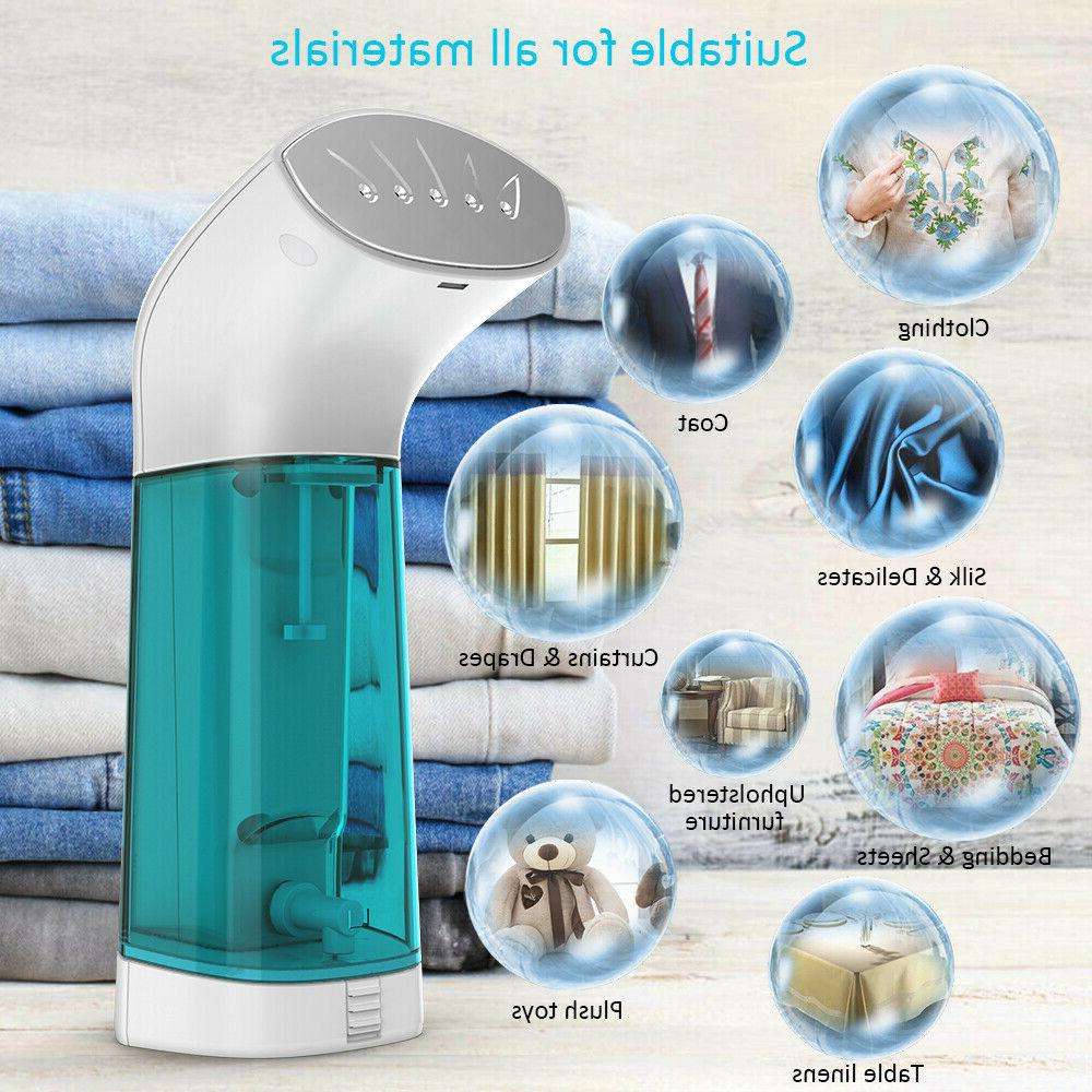 portable home handheld electric fabric steam brush