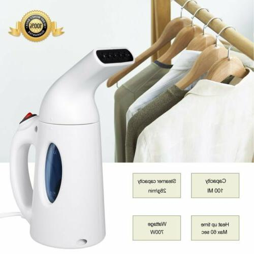 Clothes Steamer Fabric Home Travel Compact Small