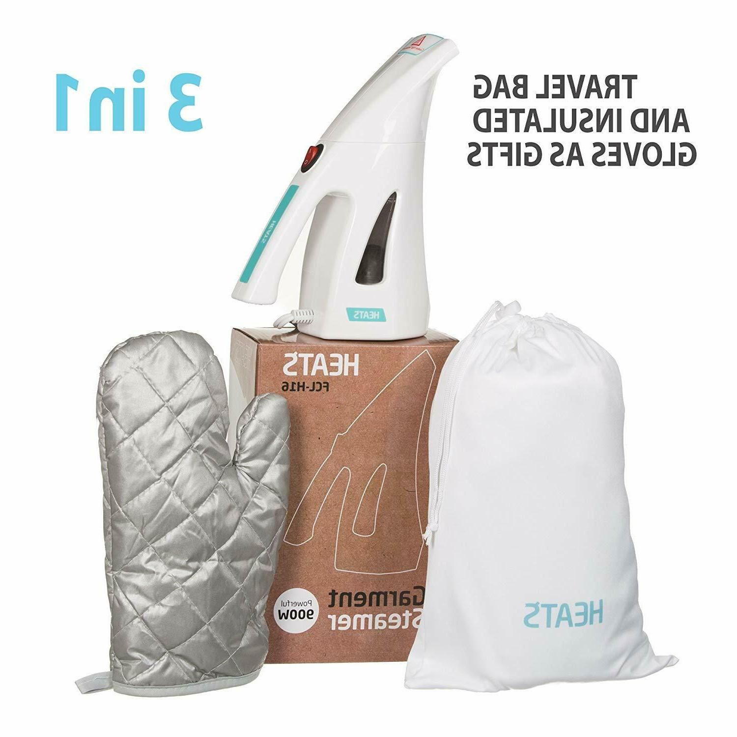 Portable Travel Clothes & Cleaner Wrinkle Removal