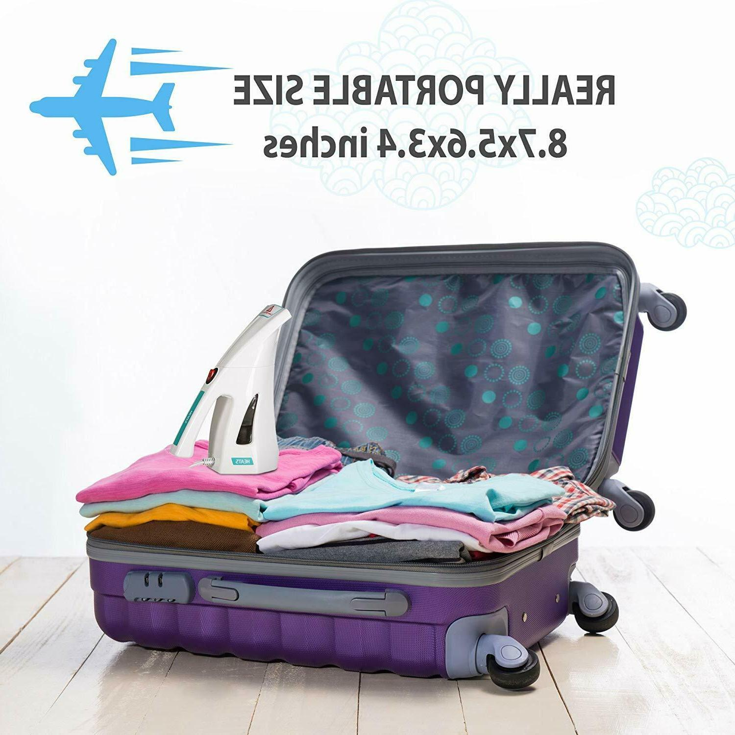 Portable Garment Clothes & Wrinkle Removal