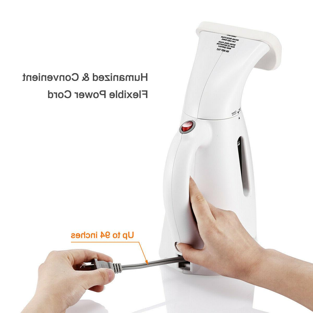 Clothes Steamer Wrinkle Remove Home Travel Portable Mini Handheld