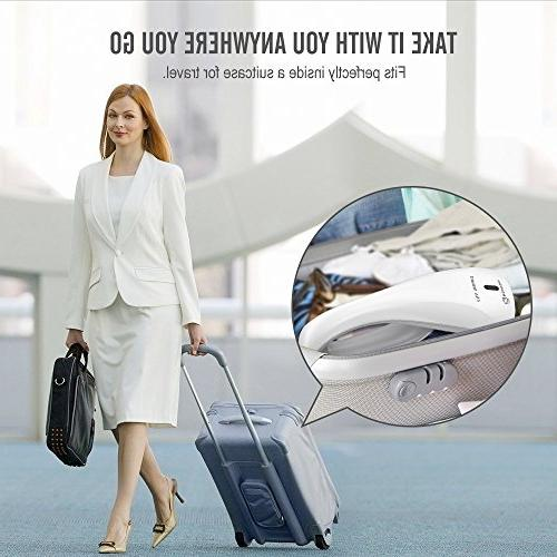 Garment Steamer 20s Fast Brushes, Portable Lightweight Perfect Travel