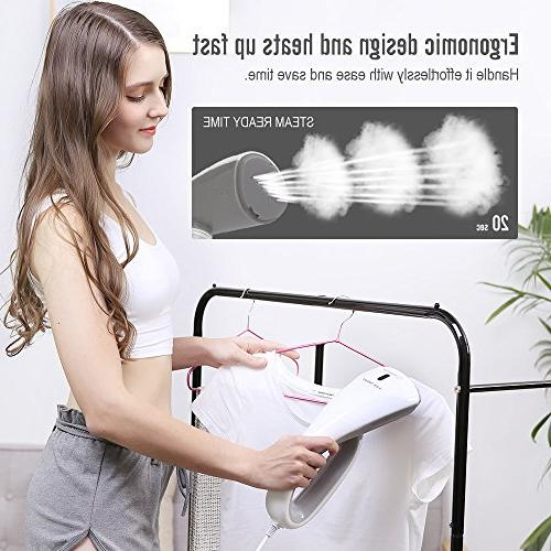 OXA 1000W Handheld Garment Fast Brushes, Steamer – Portable, Safe, Lightweight and for Travel