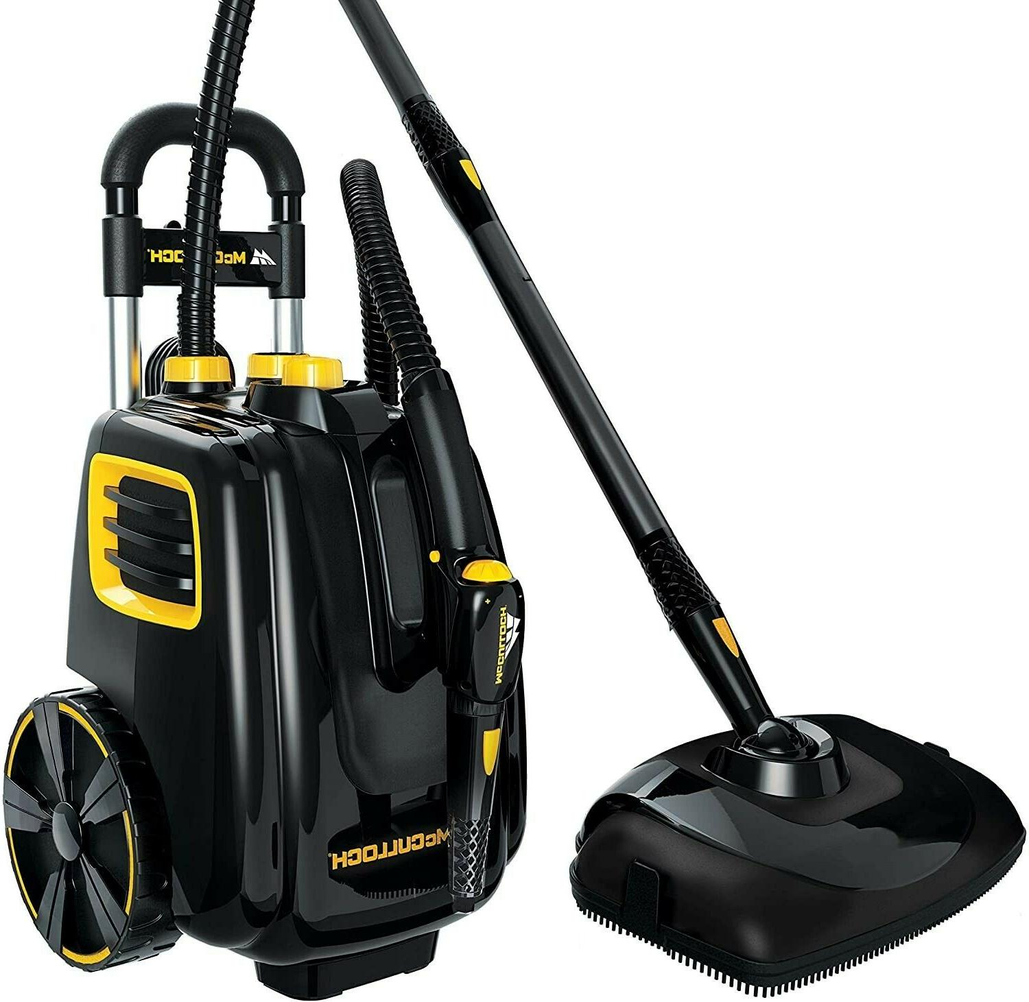 Steam Cleaner MC1385 Deluxe Canister
