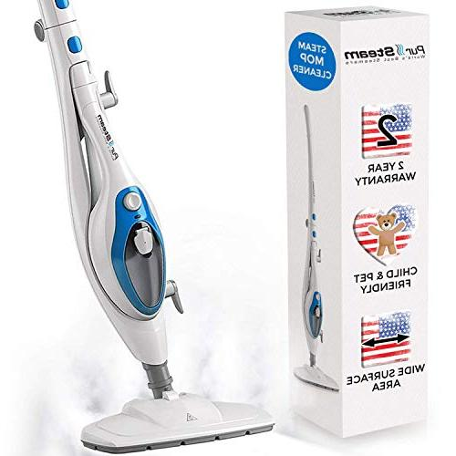 steam mop cleaner cleaning