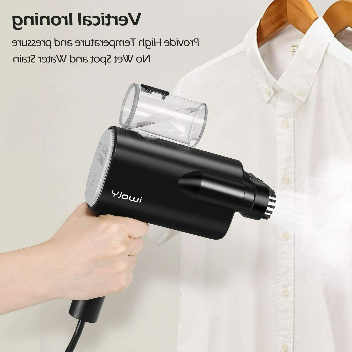 Travel Iron For Clothes Steamer Fabric Hand Portable Handheld