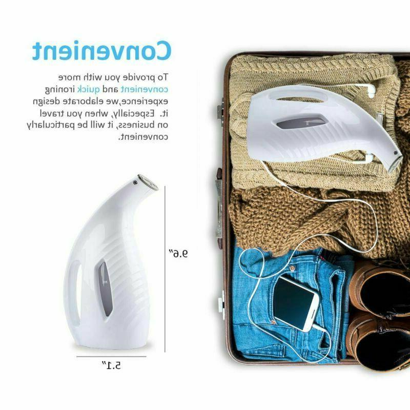 Upgraded Version Steamer Pressers Travel Clothe