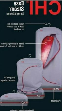 NEW CHI Easy Steam Garment Steamer - Hanging, Collapsible