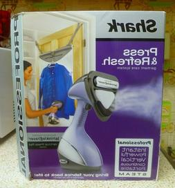 NEW Shark Press and Refresh Professional Portable Garment St