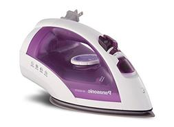 Panasonic NI-E650TR Steam/Dry Iron with U-Shape Titanium Coa