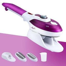 PORTABLE HANDHELD STEAM IRON Steam Ironer ™ -מכשיר א