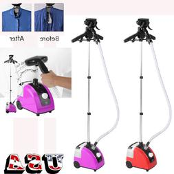 professional garment clothes fabric steamer iron steam