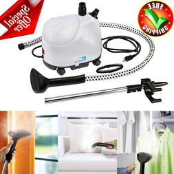 Professional Steamer Fabric Steam Cleaner Iron Remove Portab