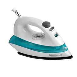 BLACK+DECKER Quick n Easy 1100-Watts Iron, 220 Volts , Small
