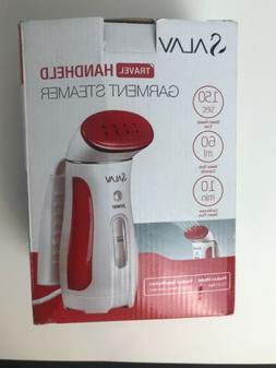 SALAV TS01 Red Travel Handheld Garment Steamer Red