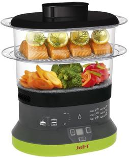 T-fal VC133851 Balanced Living Compact Electric Food Steamer